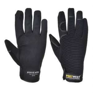 General Utility High Performance Glove – Black
