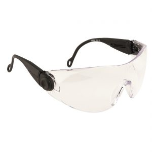 Contoured Safety Spectacles – 12 pcs