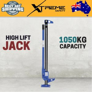 New Kincrome High Lift Jack 1050KG 42in (1240MM) Lifting, Pulling or Winching