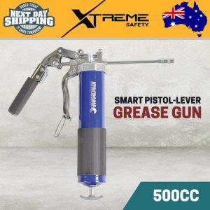 New Kincrome Heavy Duty Smart Pistol Lever Grease Gun Ion Hose Max Tool 500CC