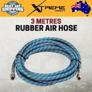 "1/8"" to 1/8"" 3M Air Hose Brush Compressor High Quality Flexible Braided Rubber"