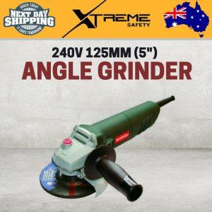 "New Metabo 240V 850W Motor 125mm (5"") Angle Grinder 10,000/min No load speed"