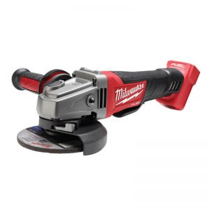 Milwaukee 125mm Grinder w/ Deadman Paddle Switch Skin