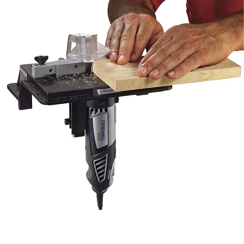 Router Table Adjustable Fence Large 8-Inch x 6-Inch Wood Shaper Slot Trim Edges
